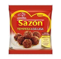 TEMPERA E DA LIGA SAZON TRAD 60G